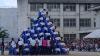 TERIBIL! Momentul în care o piramidă formată din 150 de copii SE PRĂBUŞEŞTE (VIDEO)