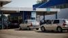 Protest la punctul de trecere a frontierei Albița. Zeci de şoferi au huiduit vameşii (VIDEO)