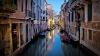 Dezamăgire pentru turiști. Canalele din Veneția au secat