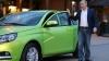 """Test drive cu Loganul ruşilor, marca Putin! Ce a zis """"ţarul"""" de la Kremlin despre noul model Lada"""