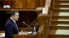 NO COMMENT: Nebunie la Parlament. Vlad Filat, fără imunitate şi reţinut pentru 72 de ore