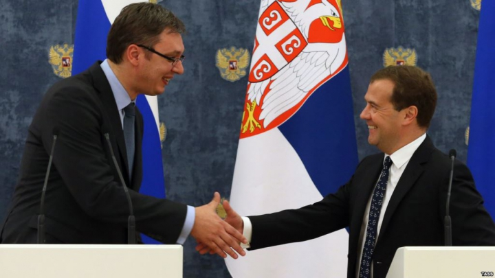 """O ţară din inima Europei, """"aliat"""" de nădejde a Rusiei. Despre ce au discutat premierii celor două state"""