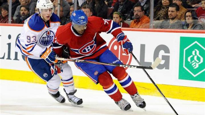 Meci de zile mari în Liga Nord-Americană de hochei! Montreal Canadiens a fost ÎNVINSĂ