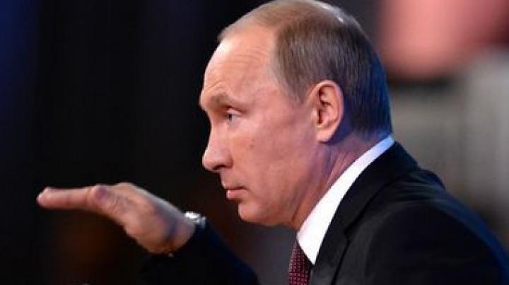PRIMA REACŢIE a lui Vladimir Putin la faptul că un avion din Rusia s-a prăbuşit în Egipt