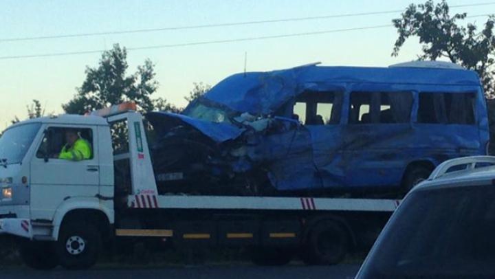 Consulatul Republicii Moldova la Bucureşti va acorda asistenţă victimelor accidentului produs dimineaţă
