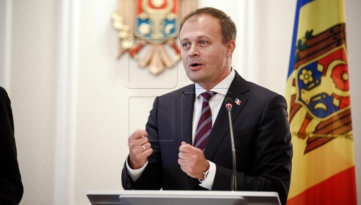 Andrian Candu: Guvernul are nevoie de suport politic în Parlament