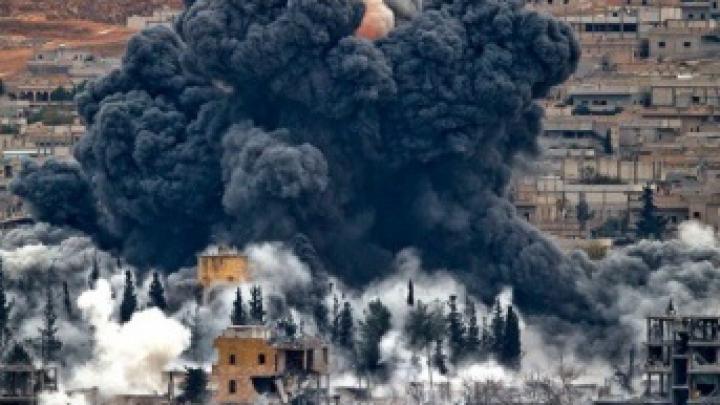 Rusia, ACUZATĂ că utilizează un nou tip de BOMBĂ în atacurile aeriene din Siria