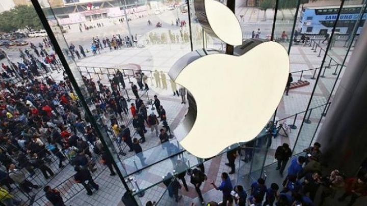 Apple se laudă cu venituri record. SUMA FABULOASĂ obţinută de grupul american în doar trei luni