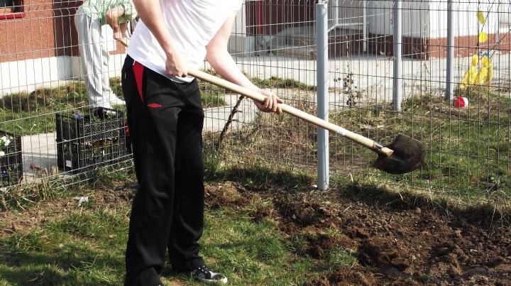 DESCOPERIREA PERICULOASĂ făcută de un bărbat din Bender în timp ce săpa în grădină
