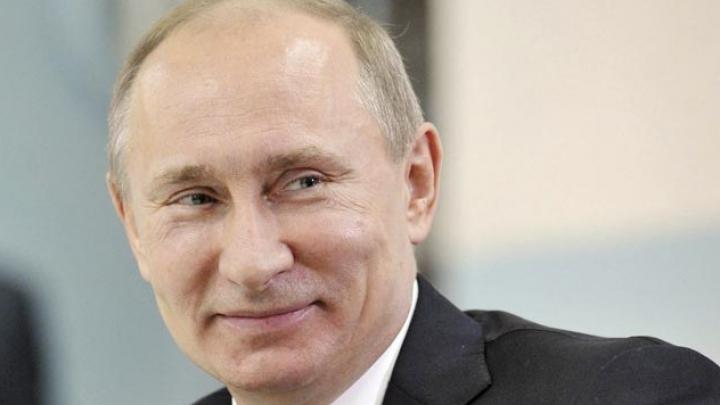 A înscris şapte goluri! Cum şi-a sărbătorit ziua de naştere Vladimir Putin (FOTO)