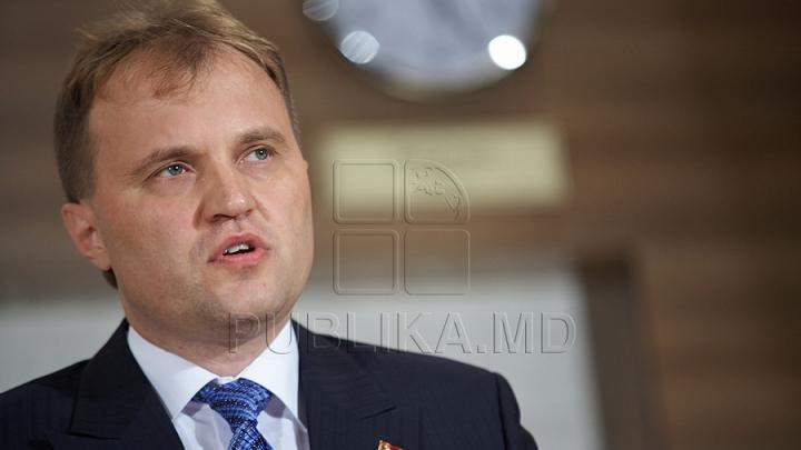 PROMISIUNEA lui Şevciuk pentru transnistreni. Se va întâmpla începând cu 1 noiembrie