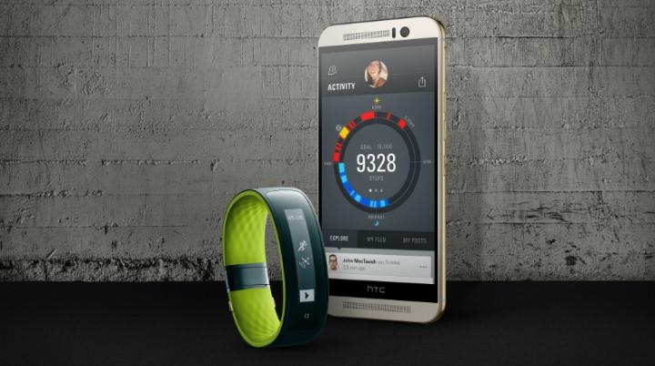 Încă o amânare de la HTC: Brățara Grip va fi gata abia în 2016
