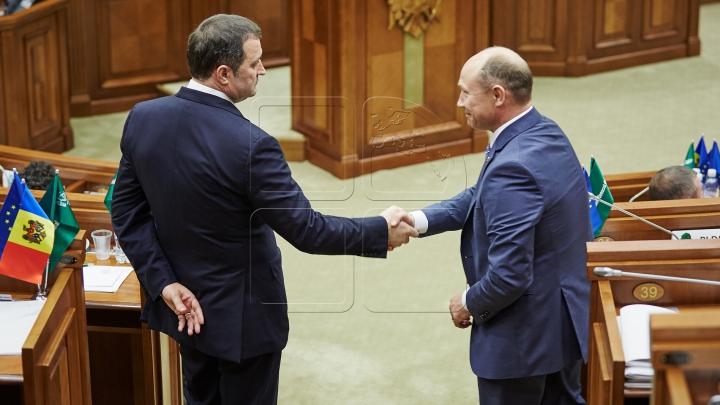 Vlad Filat a anunțat cine preia conducerea Partidului Liberal Democrat din Moldova