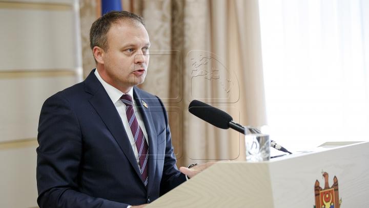 Andrian Candu anunță ziua și ora când vor avea loc primele consultări între partidele proeuropene