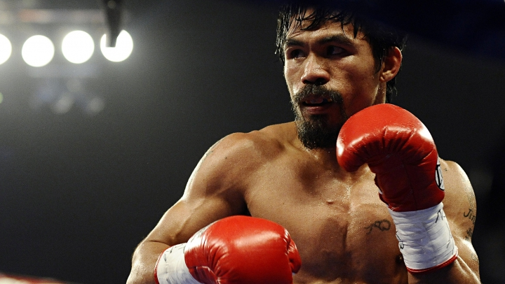 Manny Pacquiao îşi încheie cariera! Când va urca ultima dată pe ringul de box