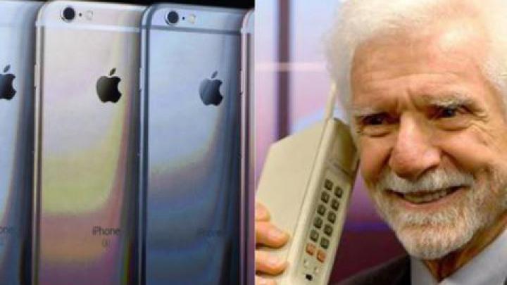 Opinia primului expert: Ce crede inventatorul telefonului mobil despre noul iPhone 6