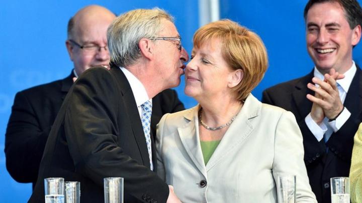 Mesajul de încurajare al preşedintelui Comisiei Europene pentru Angela Merkel