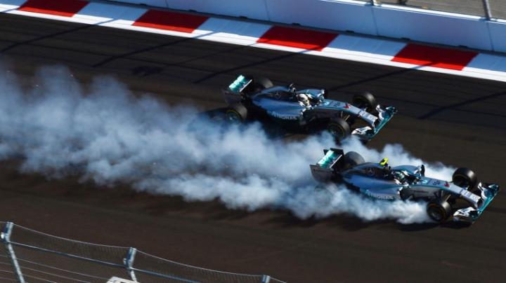 Nico Rosberg va porni din pole position pe circuitul de la Soci