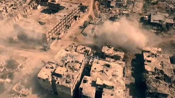 Siria: Zeci de civili şi rebeli au fost UCIŞI în urma unor atacuri aeriene ruse