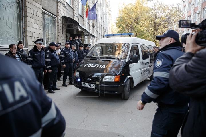 DECIS: Liderul mişcării Antifa a primit încă 45 de zile de arest (FOTOREPORT)