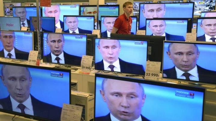 Putin: Politica externă a Rusiei este paşnică. Nu avem nevoie de teritorii