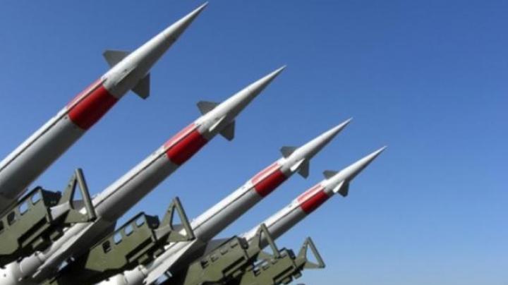 Rachete trimise de Rusia în Siria s-au PRĂBUŞIT în timp ce zburau peste Iran. Ar putea fi victime