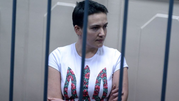 Rusia se declară în favoarea extrădării aviatoarei ucrainene Nadejda Savcenko. CONDIŢIILE Moscovei
