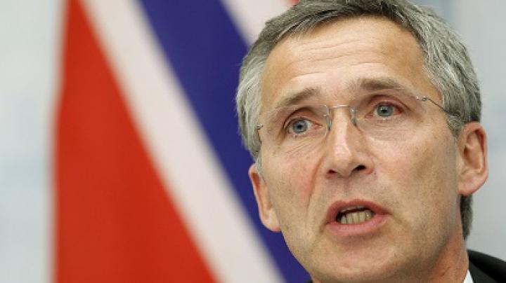 """""""Rusia prelungeşte războiul"""". Secretarul NATO critică atacurile ruseşti în Siria"""