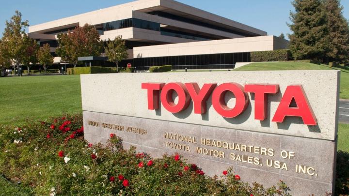 Toyota a redobândit titlul de cel mai mare producător auto din lume