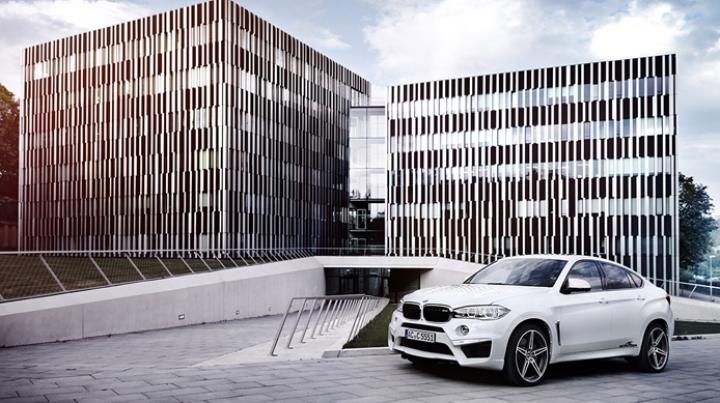 Atelierul AC Schnitzer a construit propria versiune a BMW X6 M