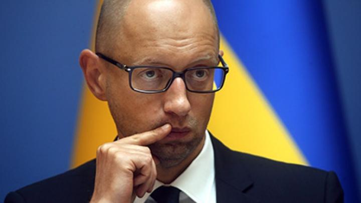 Premierul de la Kiev avertizează Rusia să nu se opună integrării europene a Ucrainei