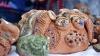 IMPRESIONANT! O tânără din Capitală crează adevărate OPERE DE ARTĂ din argilă