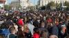 Marşul Tăcerii. MII DE PERSOANE au adus un ultim omagiu victimelor tragediei de la Bucureşti (FOTO)
