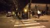 Un SUV de lux s-a răsturnat în centrul Capitalei. ŞOFERIŢA a fugit de la faţa locului (FOTO/VIDEO)