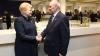 Summitul de la Paris. Nicolae Timofti, surprins alături de lideri internaţionali (FOTO)