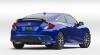 Noul coupe Honda Civic a primit pentru prima dată un motor turbo