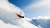 Un schior s-a rostogolit jumătate de kilometru pe panta înzăpezită a unui munte (VIDEO TERIFIANT)
