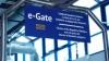 """""""E-Gate-ul"""", obiect de decor la Aeroport! De câţi bani este nevoie pentru a-l repune în funcţiune"""