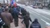 """#NUviolenteiDA Protestatarii conduşi de Platforma """"DA"""" au bătut şi au înjurat mai mulţi jurnalişti (VIDEO)"""