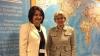 Monica Babuc a avut o întrevedere cu directorul general al UNESCO. Subiectele discutate