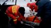Salvatorii SMURD au scos dintre fiare o femeie, blocată în urma unui accident lângă Biliceni (VIDEO)