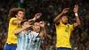 Probleme mari pentru Argentina înainte de meciul cu Brazilia. Trei jucători importanţi nu vor evolua