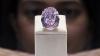 SUMĂ INCREDIBILĂ pentru cel mai mare diamant roz scos vreodată la licitaţie