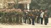 """Sărbătoare mare pentru militarii din Batalionul cu destinaţie specială """"Fulger"""" (VIDEO)"""
