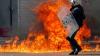 Curse aeriene anulate şi şcoli închise. Greva generală din Grecia a degenerat în violenţe