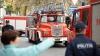 Incendiu DEVASTATOR la un hotel din Mamaia! Angajaţii, evacuaţi de urgenţă (VIDEO)