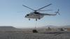 Un elicopter al unei companii din Moldova, DOBORÂT de talibani! REACŢIA autorităţilor de la Chişinău