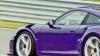 Schumacher de Moldova! Tupeul conducătorului unui Porsche violet nu are MARGINI (VIDEO)
