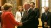 SURPRIZA lui Nicolae Timofti pentru Angela Merkel. Șeful statului a ținut totul în secret