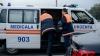 Tragedie lângă Alexăndreni. A EXPLODAT o maşină în care erau doi militari moldoveni